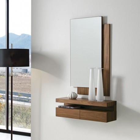 Recibidor advance muebles de entrada menamobel for Muebles para recibidor ikea