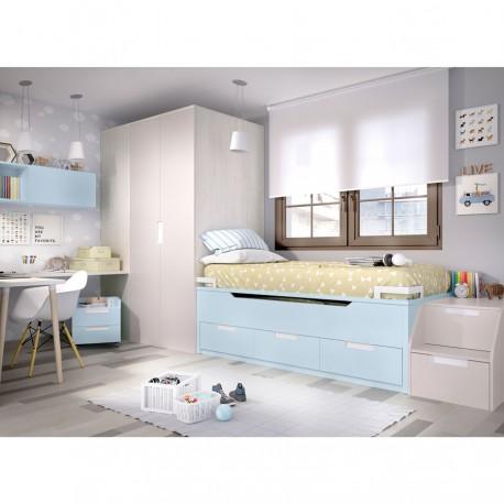 Dormitorio Drino