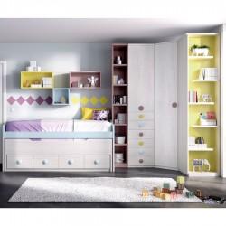 Dormitorio Uma