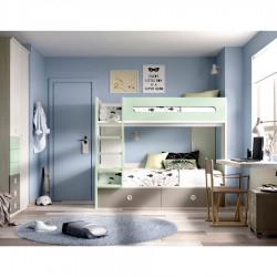Dormitorio Sando